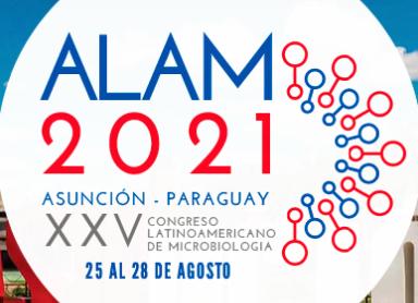 XXV Congreso Latinoamericano de Microbiología (ALAM 2021)