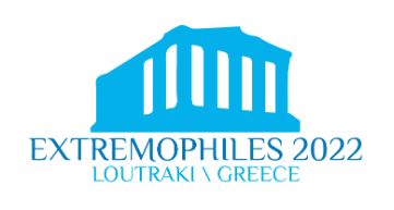 13th International Congress on Extremophiles (Extremophiles2022)