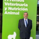 """Nuestro compañero Santiago Vega ha sido galardonado en la 1a edición de los """"Premios de Veterinaria y Nutrición Animal de La Razón"""""""